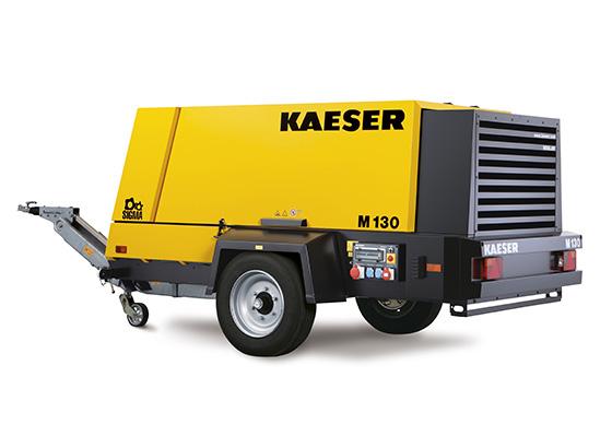мощные компрессоры Kaeser