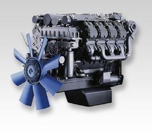 V-образный двигатель 1015