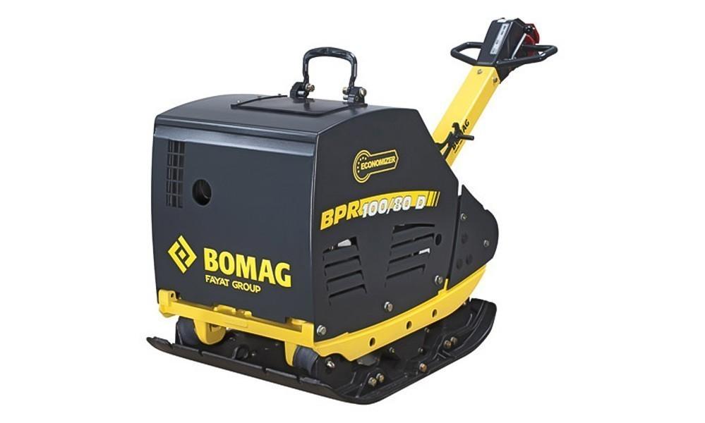 Виброплита Bomag BPR 100/80 D
