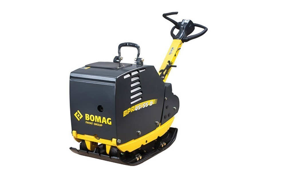 Виброплита Bomag BPR 45/55 D