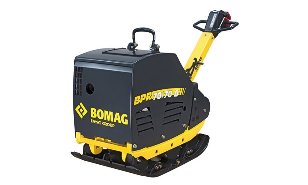 Виброплита Bomag BPR 70/70 D