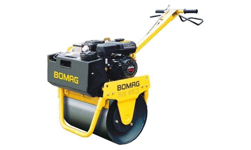 Виброкаток Bomag BW 55 E (одновальцовый)