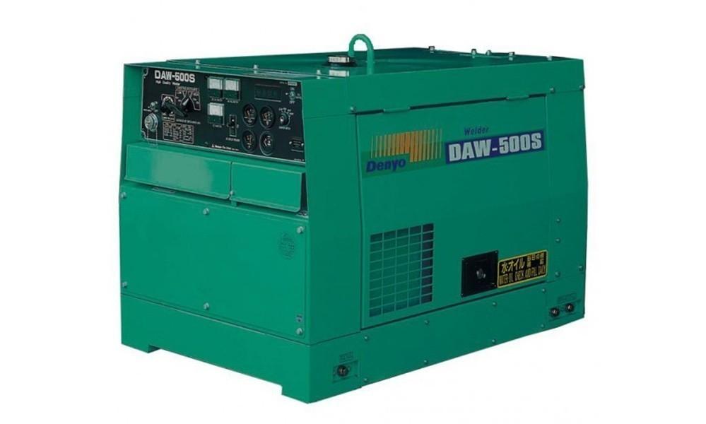 Сварочный агрегат Denyo DAW-500S