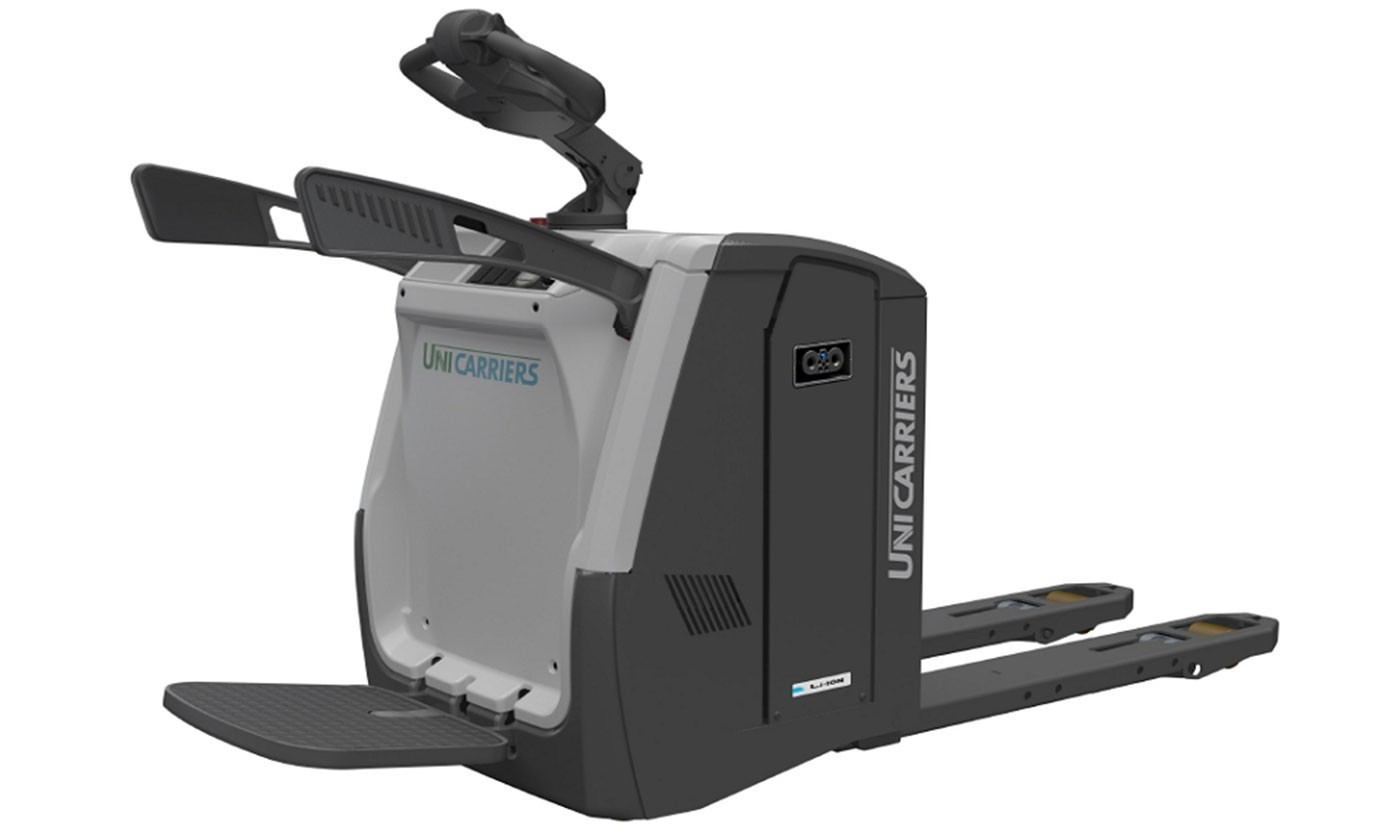 Электротележка UniCarriers PLF 200/250